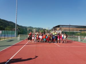manifestations interclub jeunes tennis club de crossey